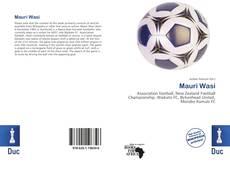 Buchcover von Mauri Wasi