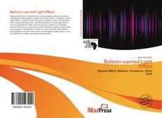 Portada del libro de Balloon-carried Light Effect