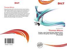 Couverture de Thomas Wilcox