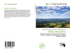 Bookcover of Willey, Shropshire