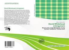 Couverture de David Whitehead (clergyman)