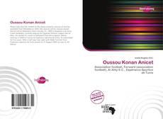 Copertina di Oussou Konan Anicet