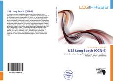 Bookcover of USS Long Beach (CGN-9)