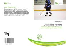 Bookcover of Jean-Marc Richard