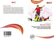 Bookcover of Nicolas Vallar