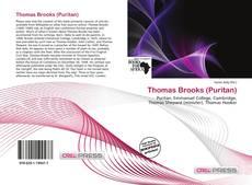 Capa do livro de Thomas Brooks (Puritan)