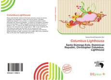 Capa do livro de Columbus Lighthouse