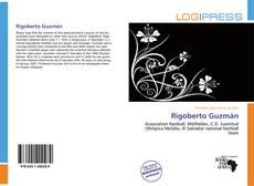 Rigoberto Guzmán kitap kapağı