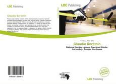 Buchcover von Claudio Scremin