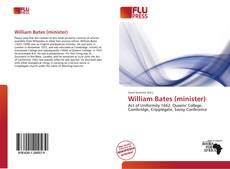 Portada del libro de William Bates (minister)