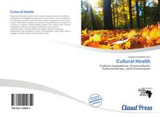 Bookcover of Cultural Health