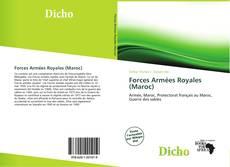 Buchcover von Forces Armées Royales (Maroc)