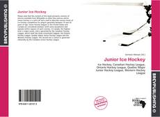 Bookcover of Junior Ice Hockey