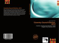 Buchcover von Coventry Council Election, 2012