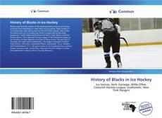 Обложка History of Blacks in Ice Hockey