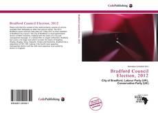 Обложка Bradford Council Election, 2012