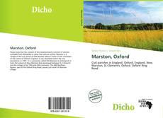Marston, Oxford kitap kapağı