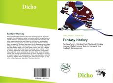 Bookcover of Fantasy Hockey