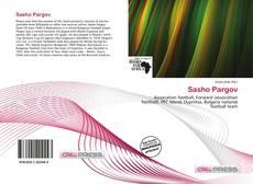 Sasho Pargov kitap kapağı