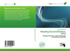 Copertina di Reading Council Election, 2012