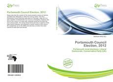 Buchcover von Portsmouth Council Election, 2012
