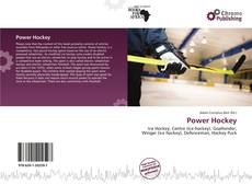 Bookcover of Power Hockey