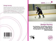 Bookcover of Sledge Hockey