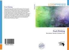 Bookcover of Fruit Picking