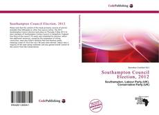 Bookcover of Southampton Council Election, 2012