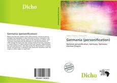 Germania (personification) kitap kapağı