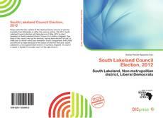 Copertina di South Lakeland Council Election, 2012