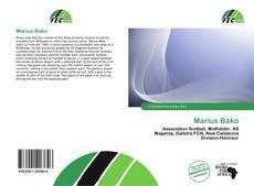 Capa do livro de Marius Bako
