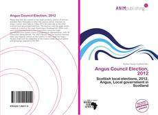 Copertina di Angus Council Election, 2012