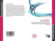 Capa do livro de Iamel Kabeu