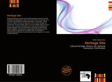 Bookcover of Heritage Site