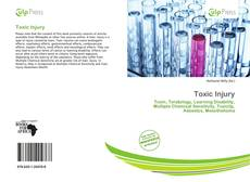 Bookcover of Toxic Injury