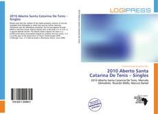 Couverture de 2010 Aberto Santa Catarina De Tenis – Singles