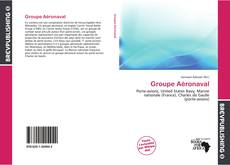 Bookcover of Groupe Aéronaval