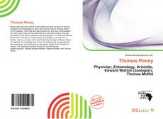 Bookcover of Thomas Penny