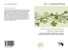 Bookcover of Sylvain Komenan