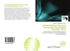 Couverture de United Nations General Assembly Presidential Election, 2012