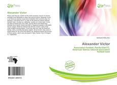 Bookcover of Alexander Victor