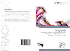Nicky Salapu kitap kapağı