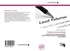 Bookcover of Immunotoxicology