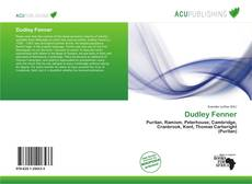Bookcover of Dudley Fenner