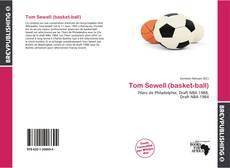 Capa do livro de Tom Sewell (basket-ball)