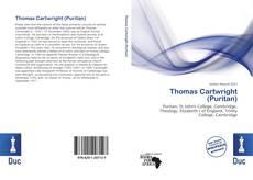 Обложка Thomas Cartwright (Puritan)