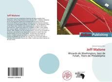Buchcover von Jeff Malone