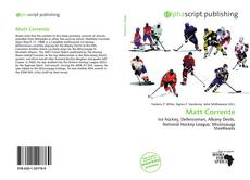 Couverture de Matt Corrente