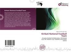 Bookcover of Kiribati National Football Team